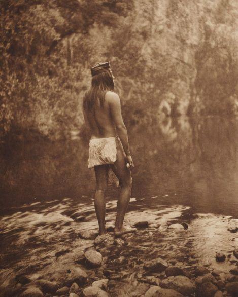apache man